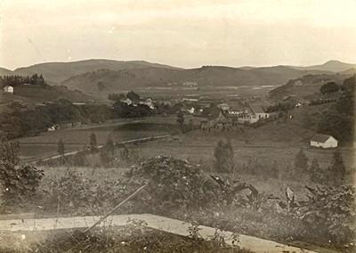 1907 Photo of Homestead Valley