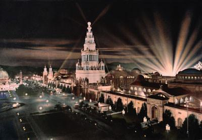 Panama-Pacific International Exposition, San Francisco, 1915