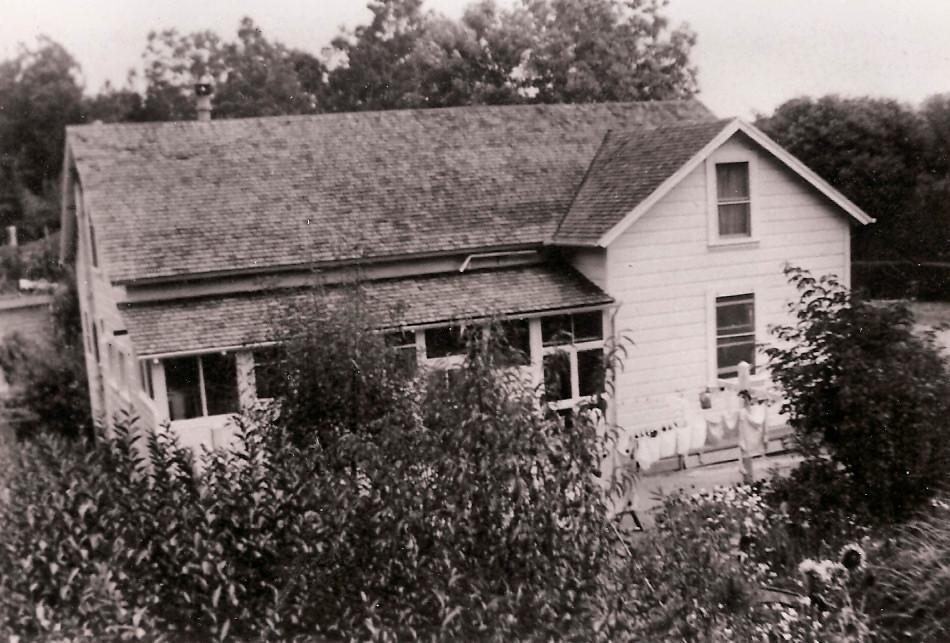 Veale House around 1940