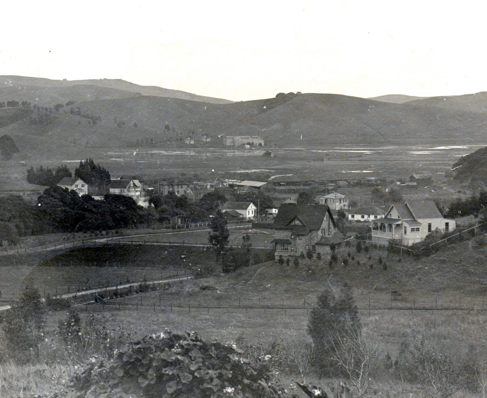 Homestead Valley in 1907