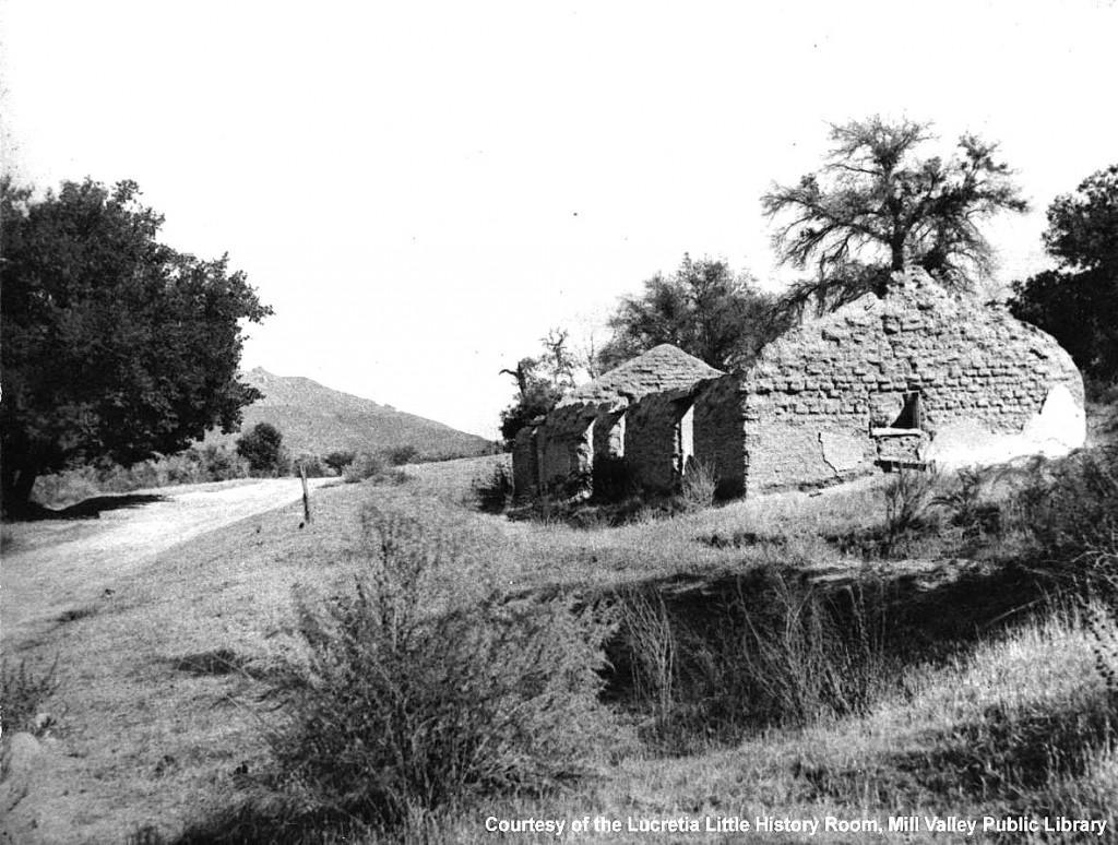 Reed's Adobe House - MVN0128