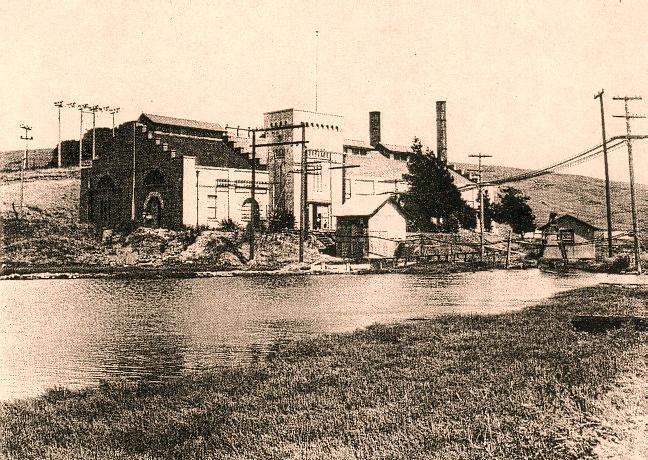 Undated photo of the Alto Powerhouse