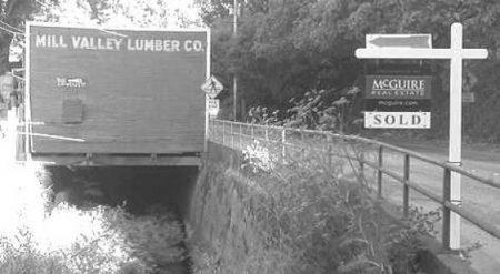 Mill Valley Lumber Company on Miller Avenue For Sale – SOLD! - Photo by Tim Amyx
