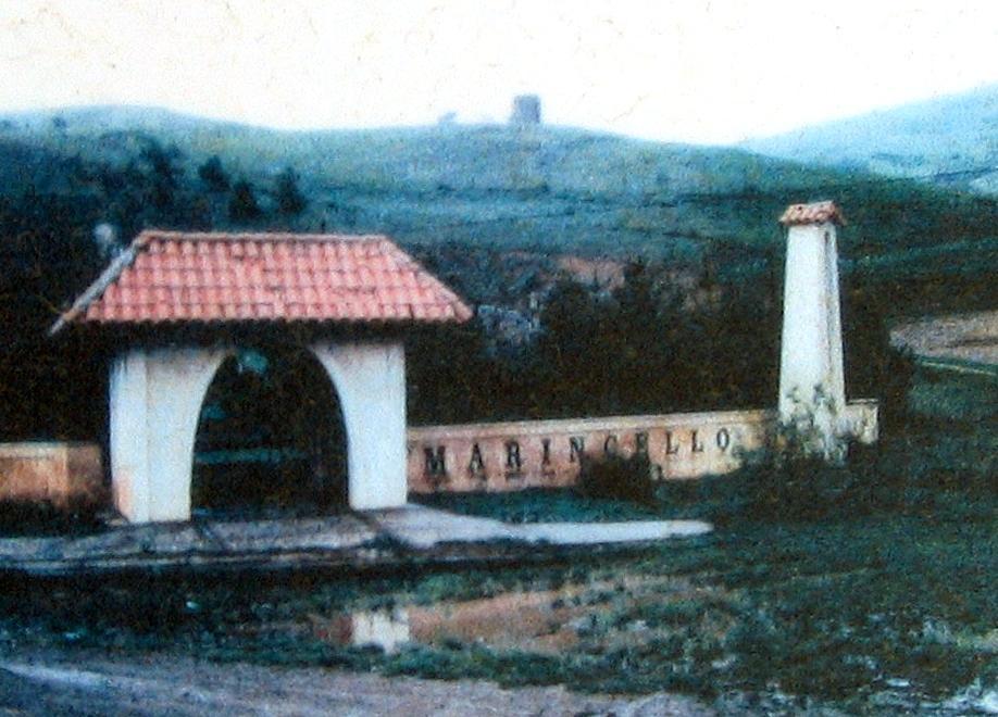 Marincello Gate