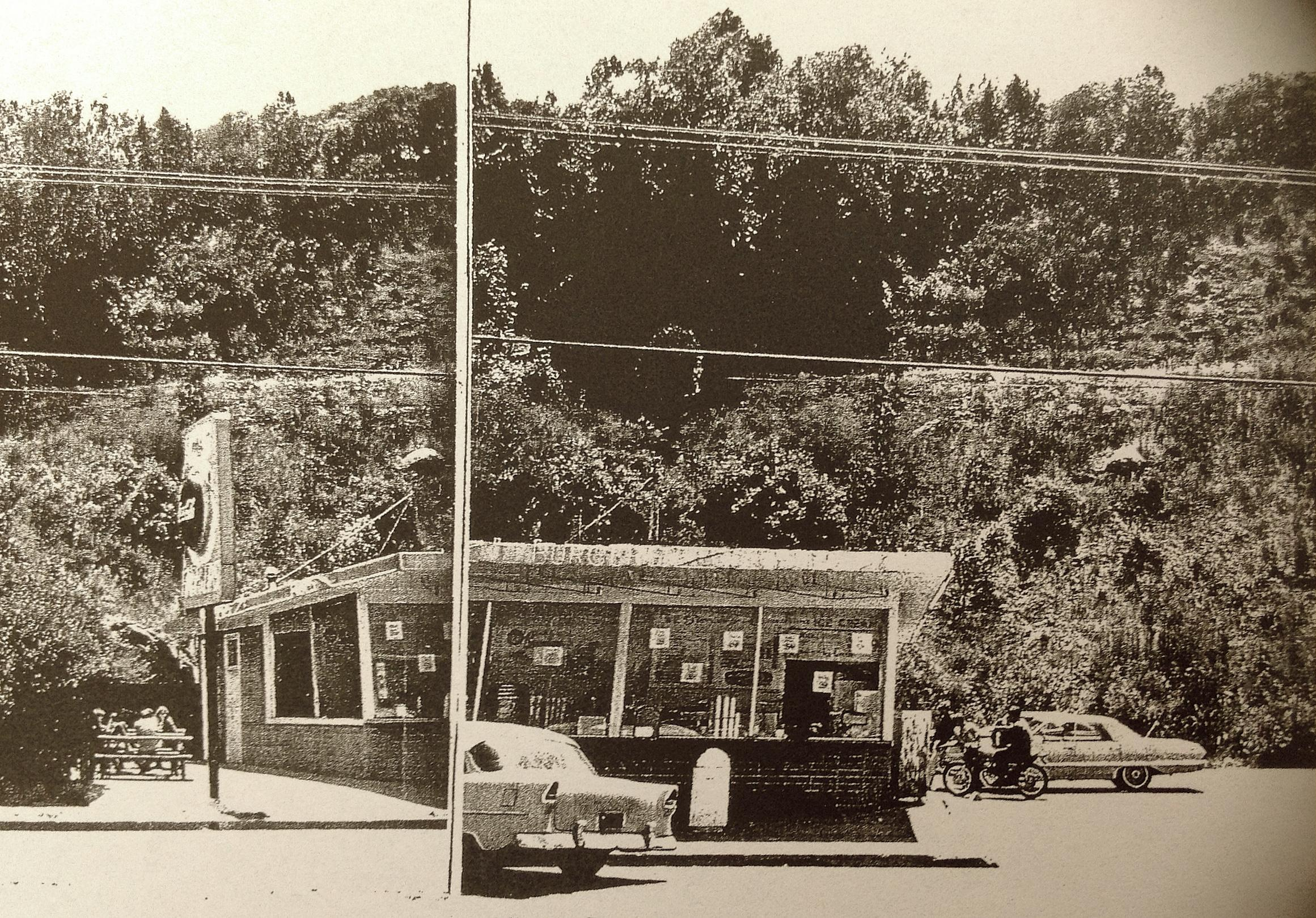 C's Drive In – 1960s