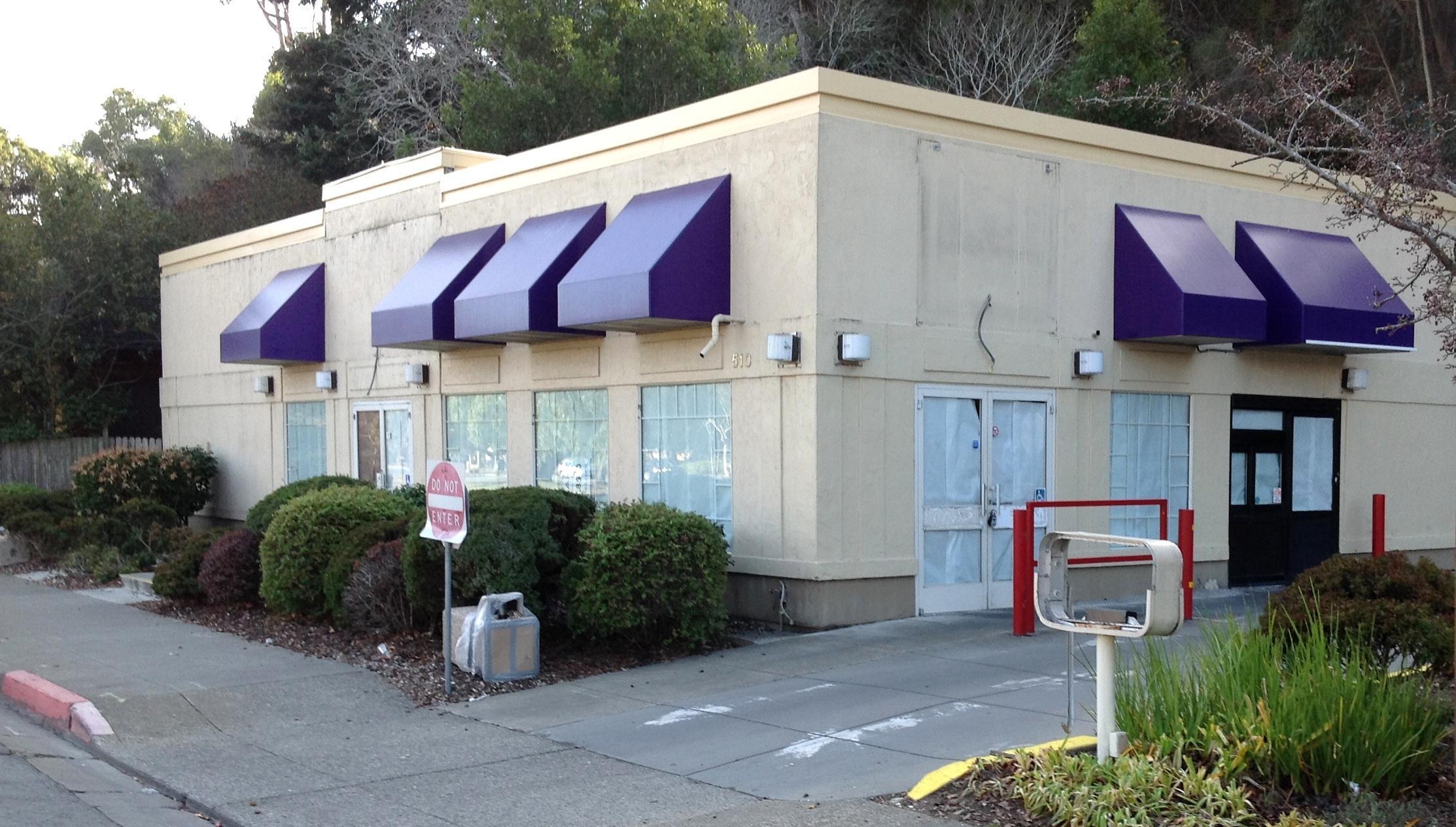 KFC now abandoned