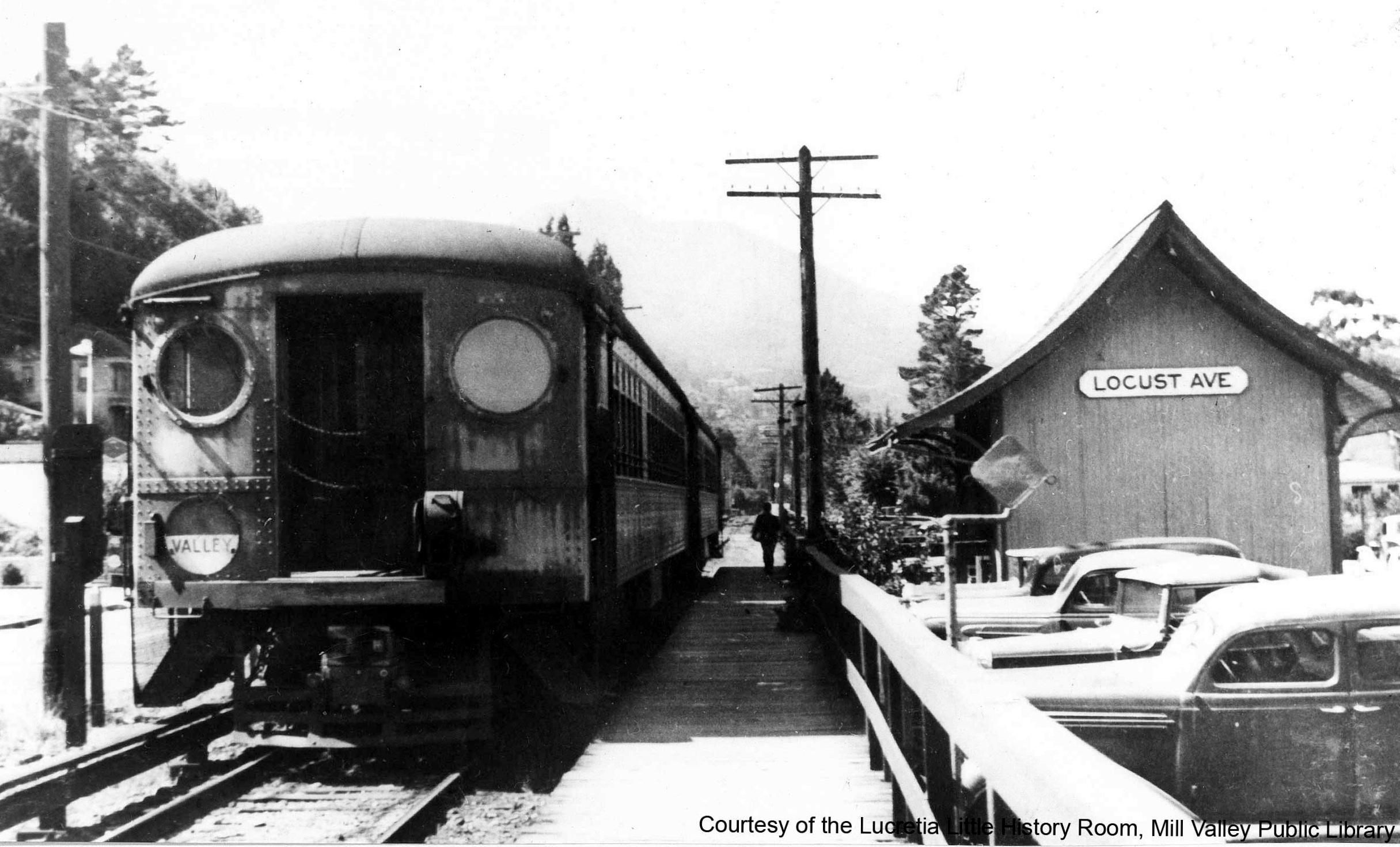 Locust Station, Mill Valley