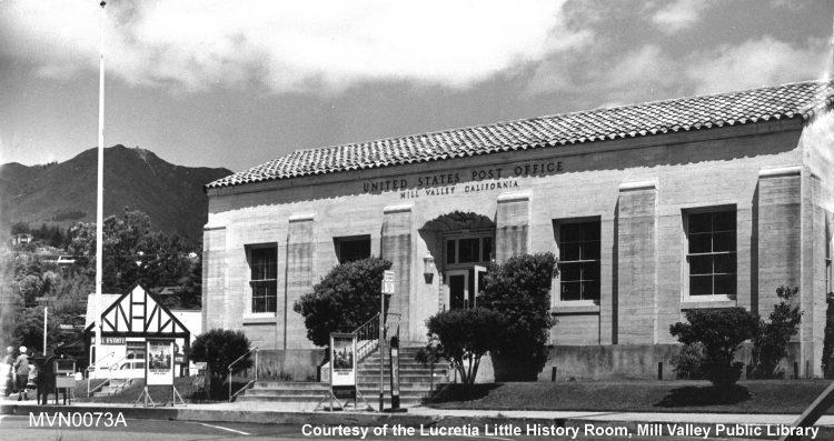Mill Valley Post Office – 1940s