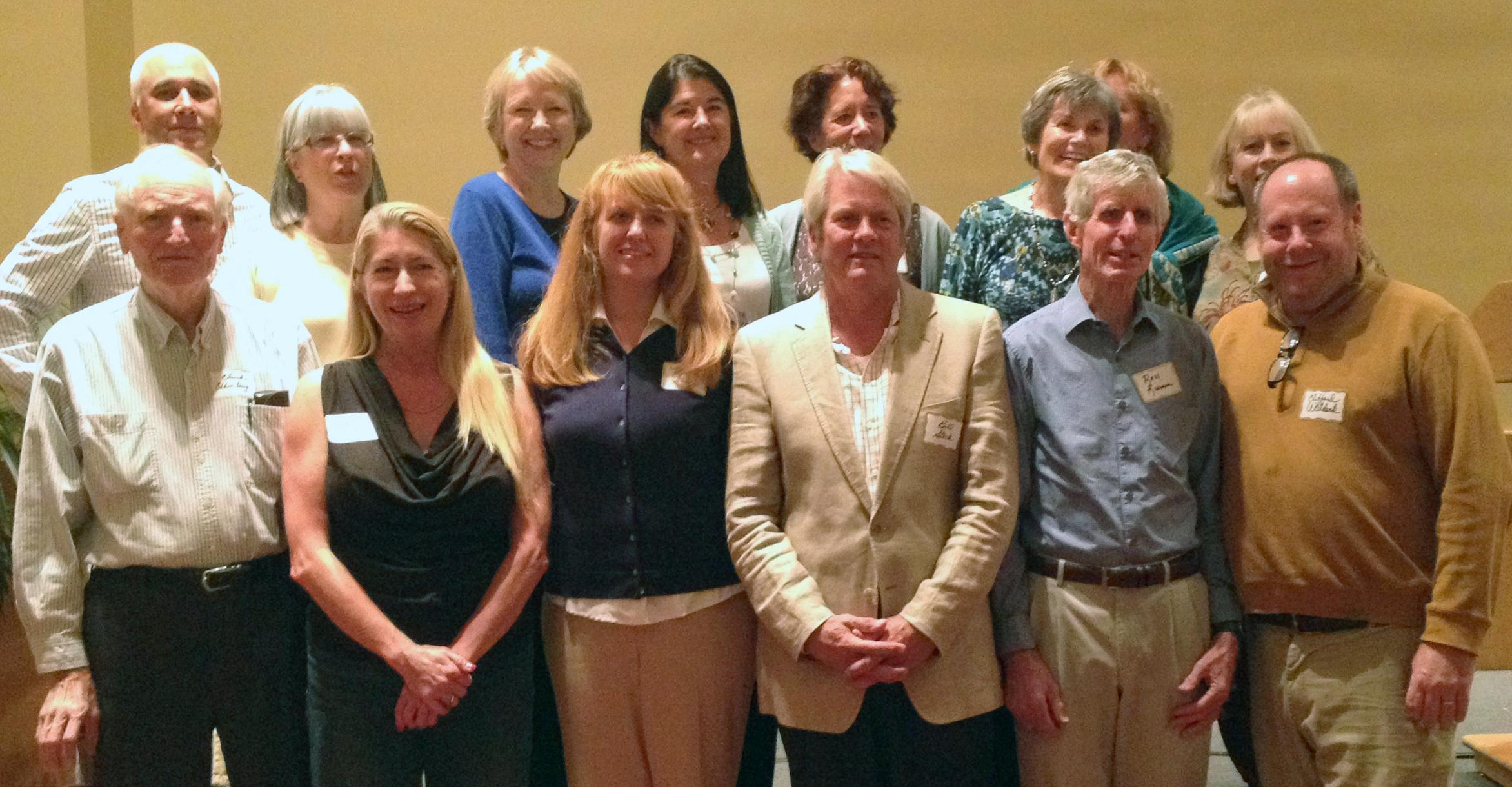 New 2013 MVHS Board