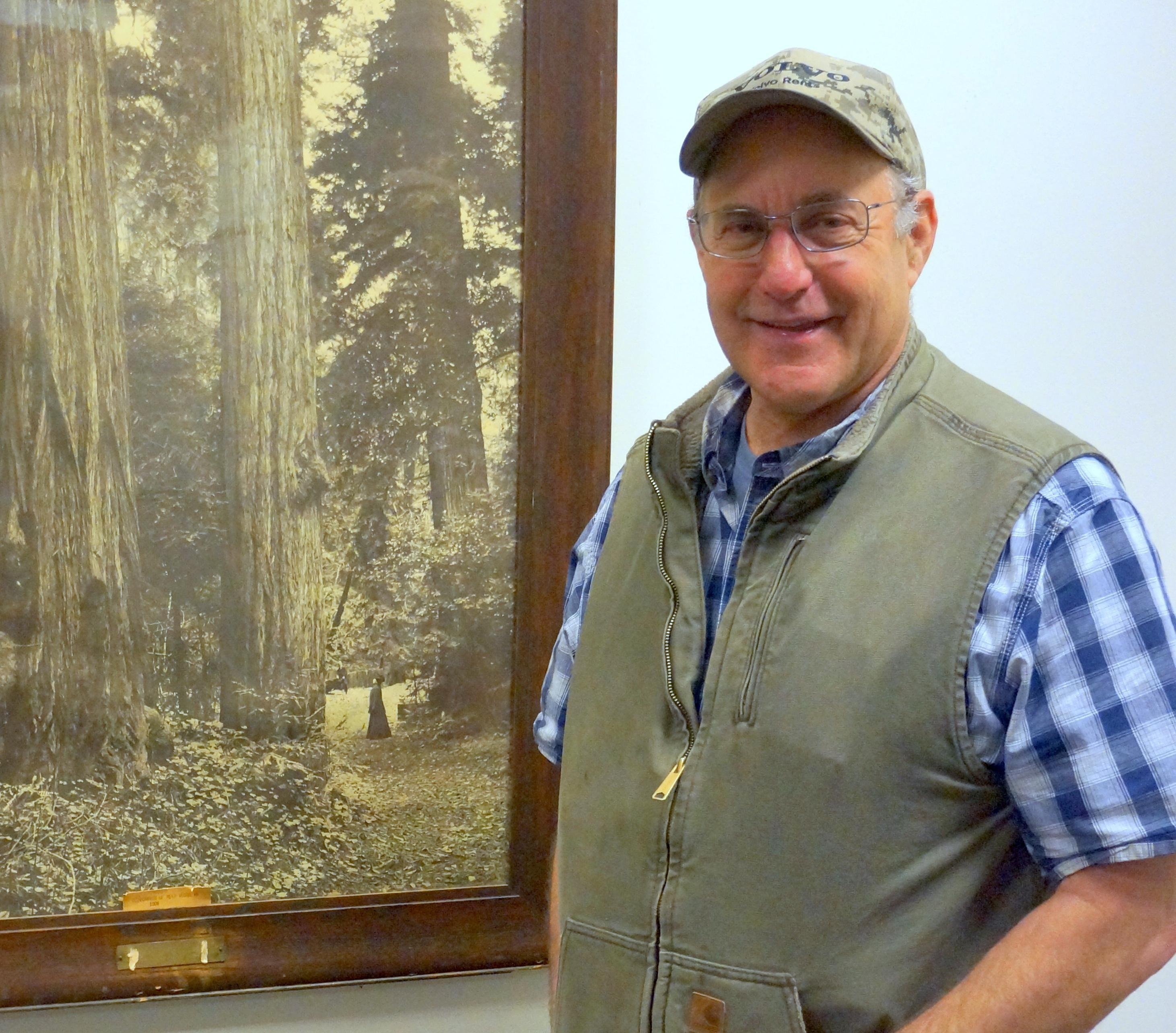 Steve Potts - May 7, 2014 Mill Valley Historical Society
