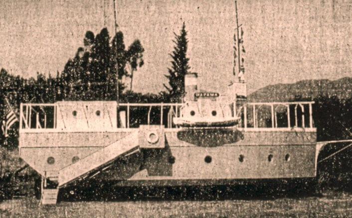 Krag's Ship