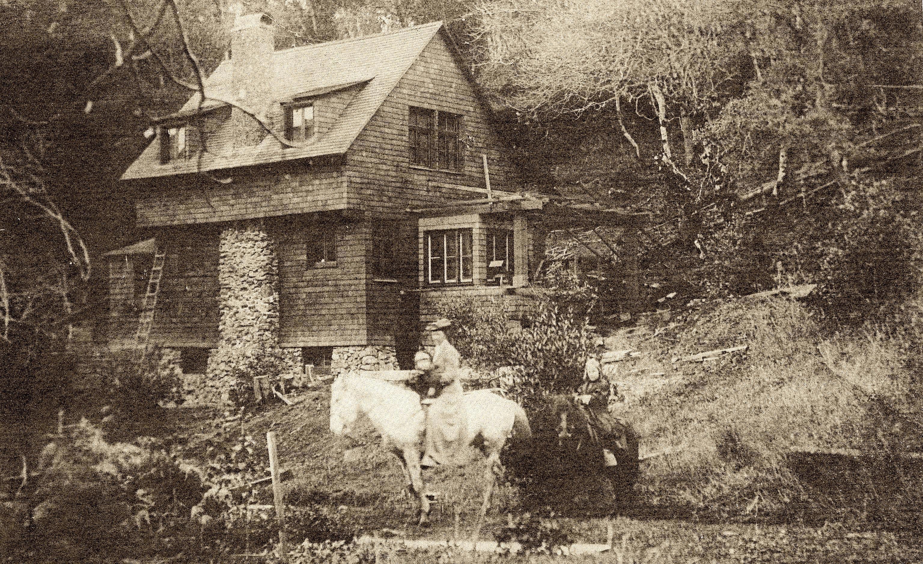 Eels House - 1908