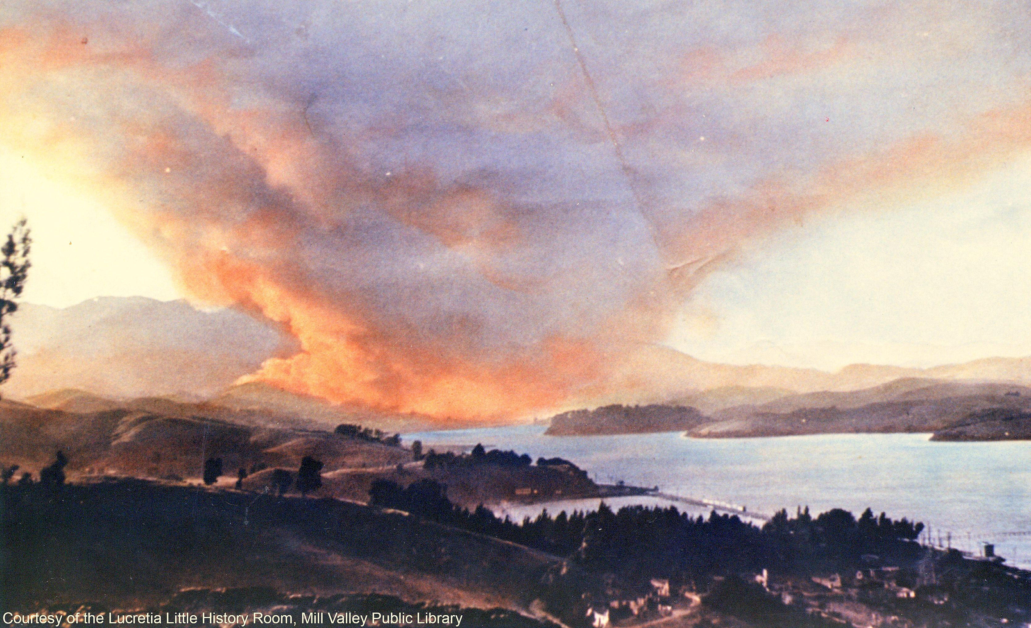 View from Sausalito (Harold R. Henry)