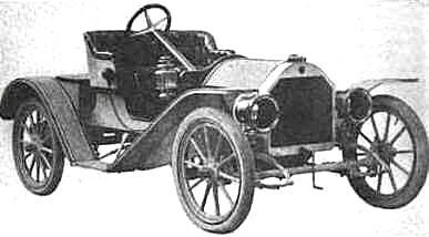 1909 Runabout