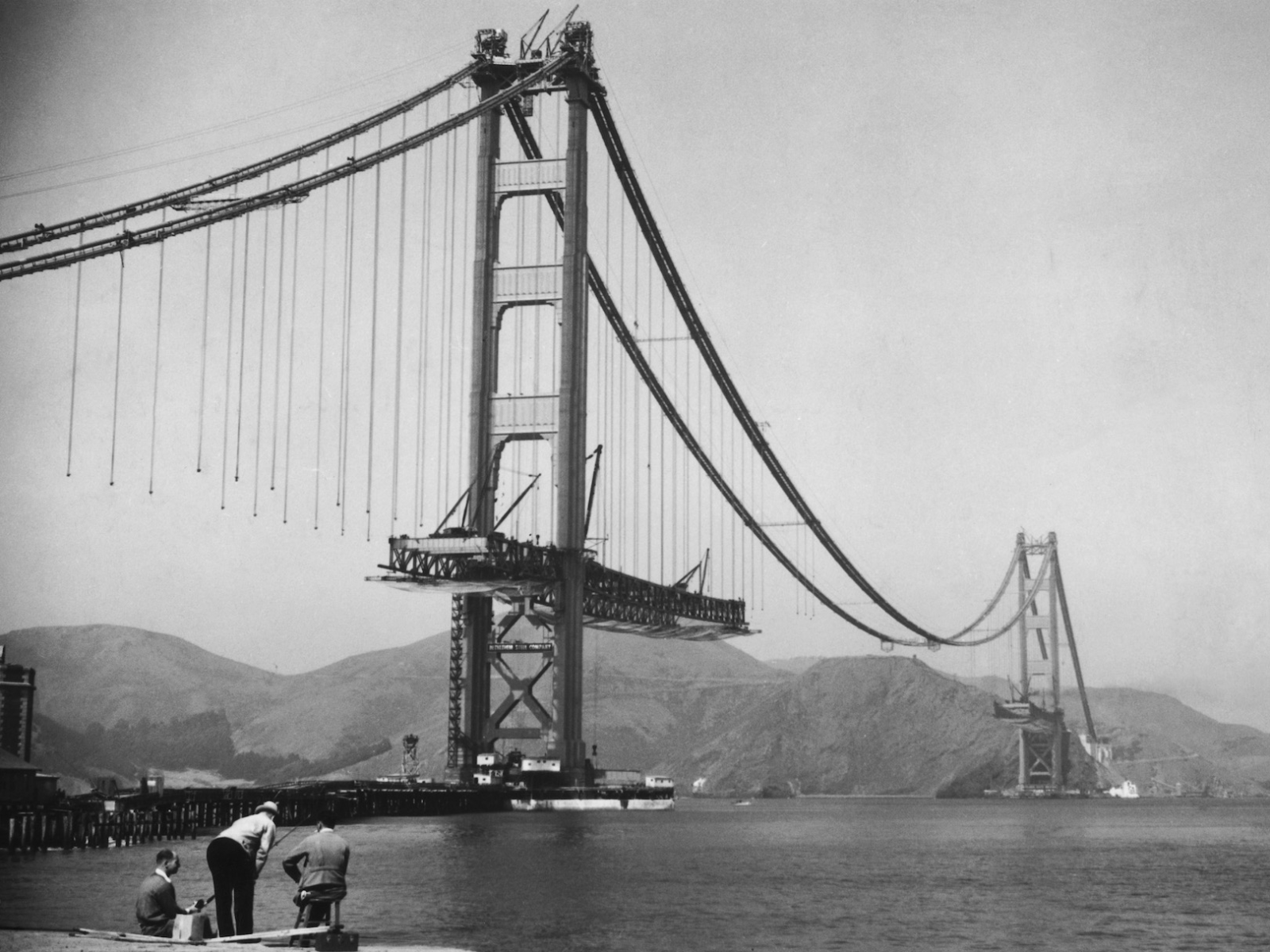 building the golden gate bridge a workers oral history