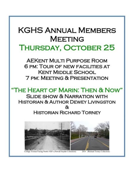 thumbnail of KGHS Annual Members Meeting Flyer